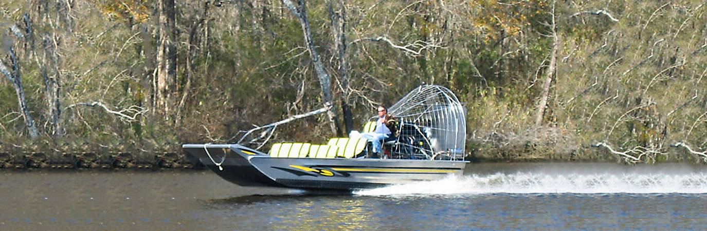 Airboat Tours Myrtle Beach